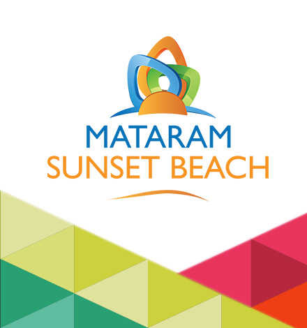 Mataram Sunset Beach