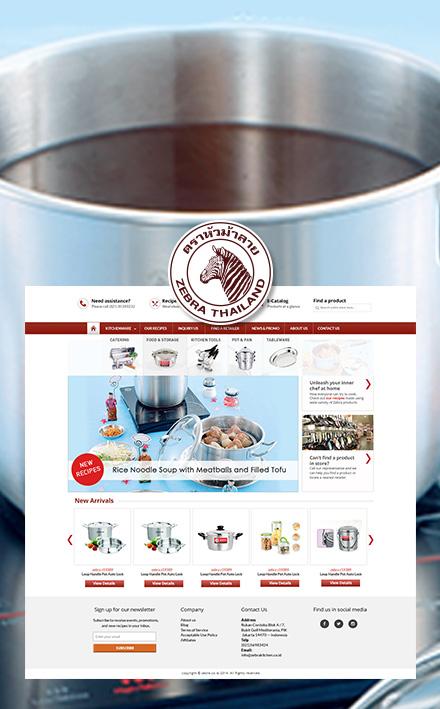 Zebra Kitchen Indonesia