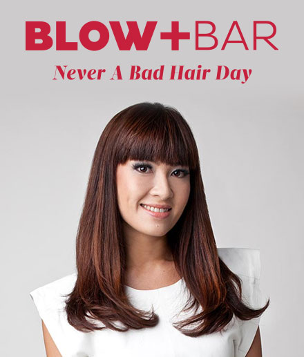 Blow + Bar Jakarta